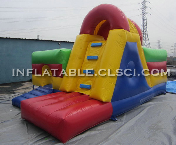 T2-348 Inflatable Jumpers