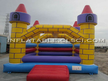 T2-349 Inflatable Bouncers