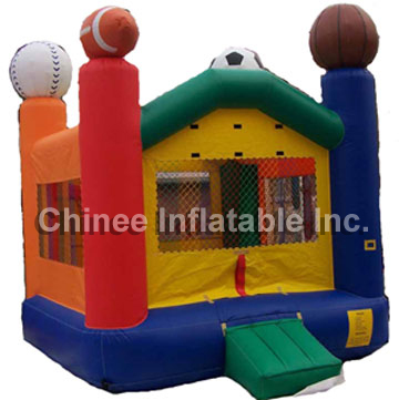 T2-351 inflatable bouncer