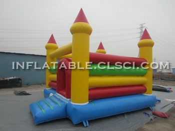 T2-355 Inflatable Bouncers