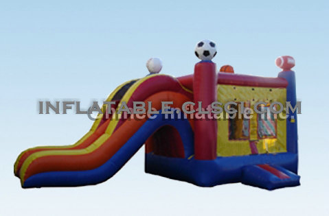 T2-360 inflatable bouncer