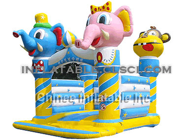 T2-369 inflatable bouncer
