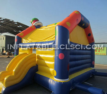 T2-370 Inflatable Bouncers