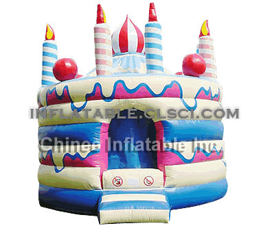 T2-372 inflatable bouncer