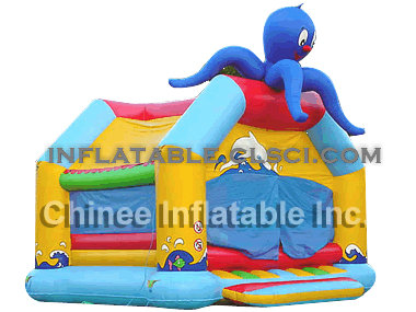 T2-373 inflatable bouncer