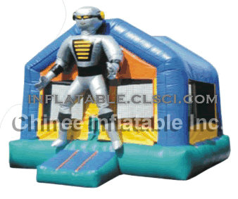 T2-375 inflatable bouncer