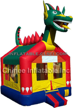T2-377 inflatable bouncer