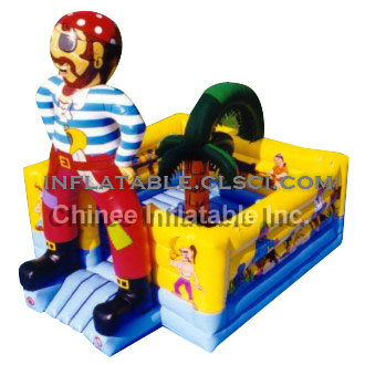 T2-380 inflatable bouncer