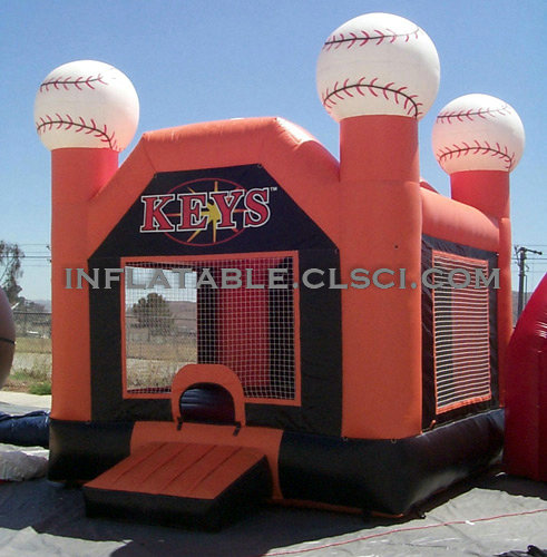 T2-381 inflatable bouncer