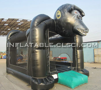 T2-383 Inflatable Bouncers