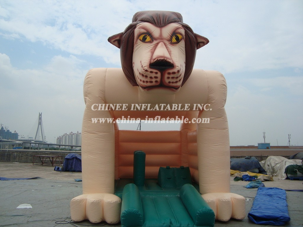 T2-2522 Inflatable Bouncers