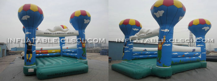 T2-393  Inflatable Bouncers