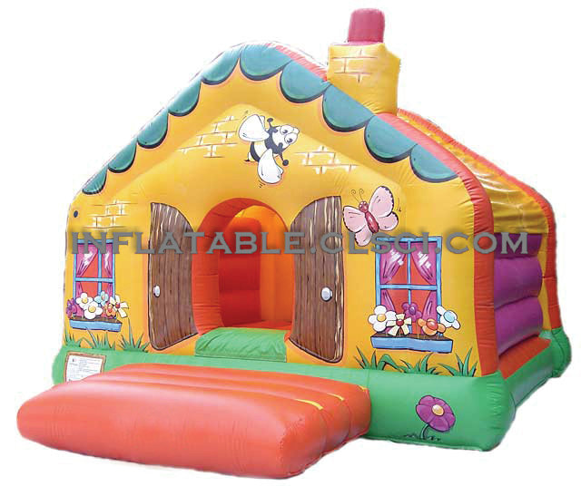 T2-394 inflatable bouncer