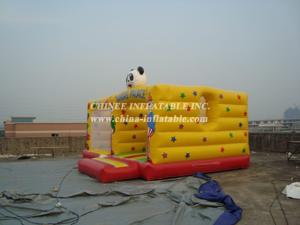T2-396 inflatable bouncer