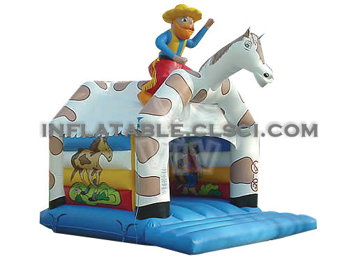T2-397 inflatable bouncer