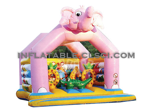 T2-388 inflatable bouncer