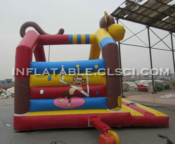 T2-406 Inflatable Bouncers