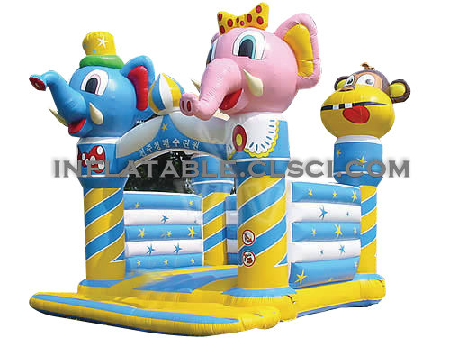 T2-407 inflatable bouncer