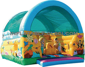 T2-411 inflatable bouncer