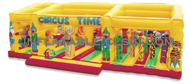 T2-413 inflatable bouncer