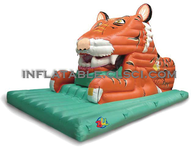 T2-415 inflatable bouncer
