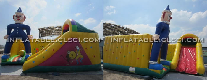 T2-416 Inflatable Jumpers
