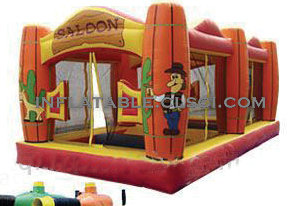 T2-435 inflatable bouncer
