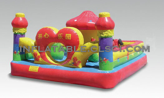 T2-436 inflatable bouncer