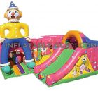 T2-439 inflatable bouncer