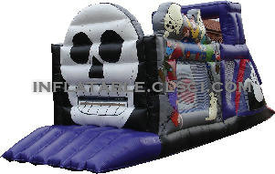 T2-444 inflatable bouncer