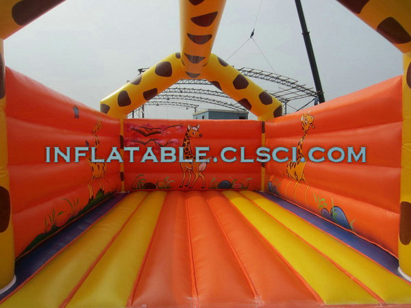 T2-446 Inflatable Bouncers