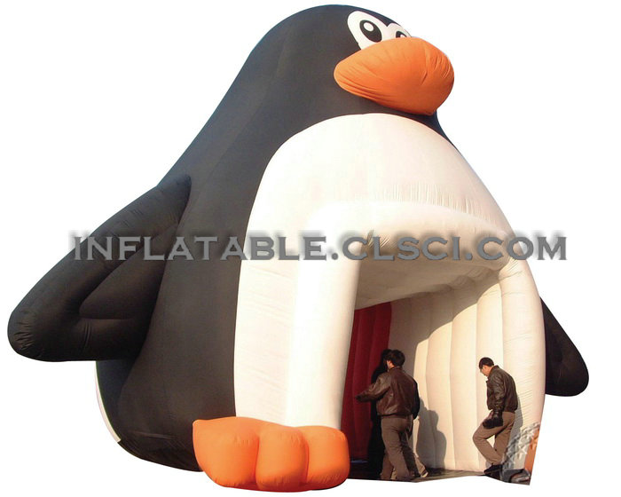 T2-450 inflatable bouncer
