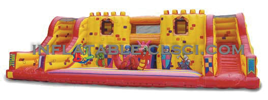 T2-451 inflatable bouncer