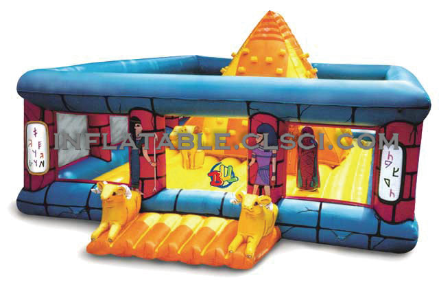 T2-454 inflatable bouncer