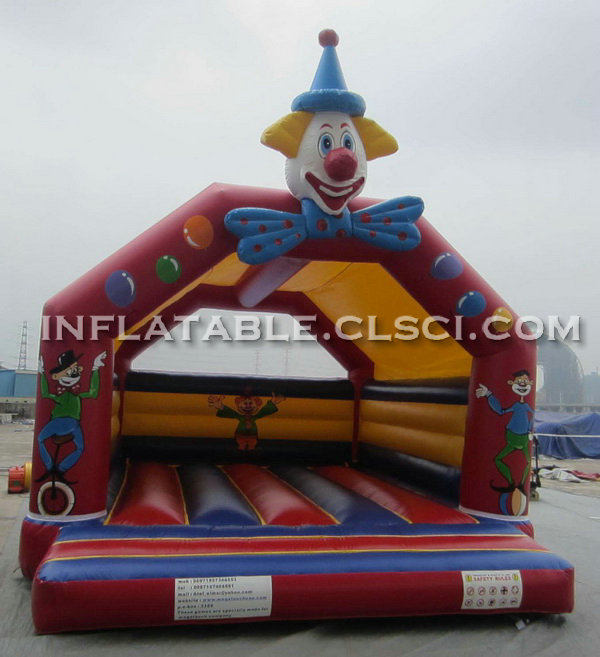 T2-462 Inflatable Jumpers