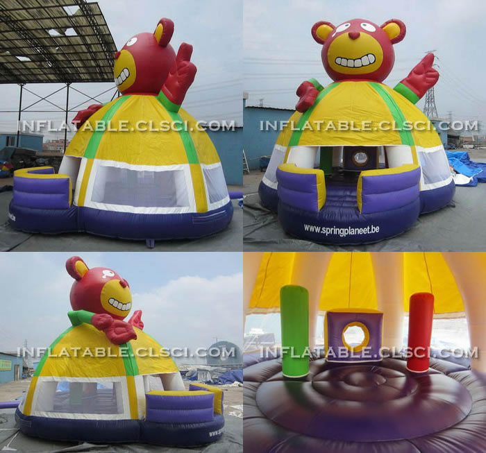 T2-473 Inflatable Jumpers