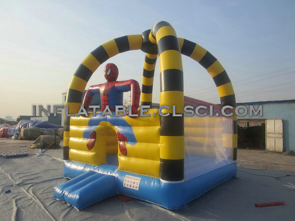 T2-481 Inflatable Bouncers