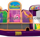 T2-492 inflatable bouncer