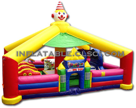 T2-496 inflatable bouncer