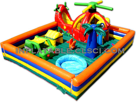 T2-501 inflatable bouncer