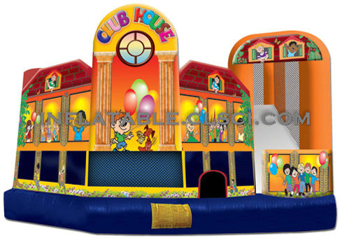 T2-502 inflatable bouncer