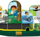 T2-506 inflatable bouncer