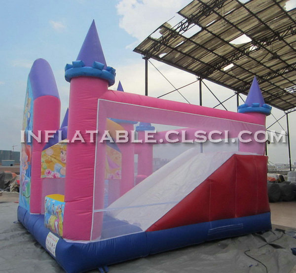 T2-509 Inflatable Jumpers