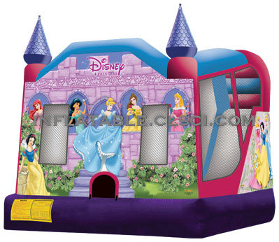 T2-510 inflatable bouncer