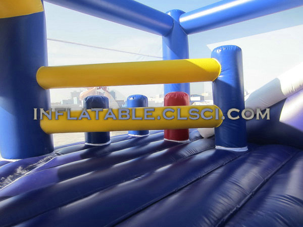 T2-512 Inflatable Bouncers