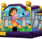 T2-513 inflatable bouncer