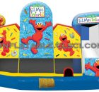 T2-515 inflatable bouncer