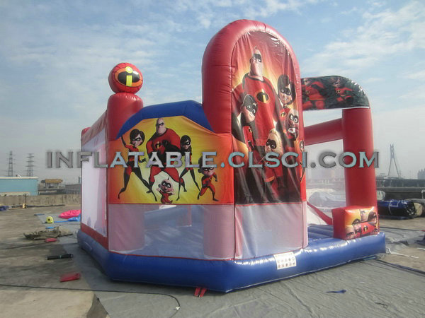 T2-520 Inflatable Bouncers