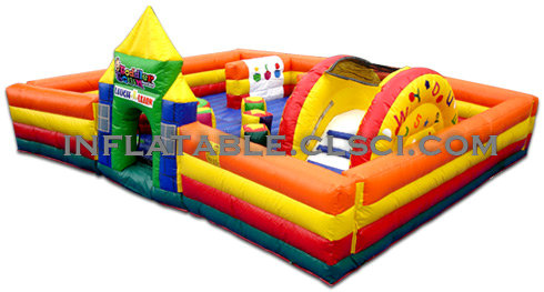 T2-523 Inflatable Bouncers