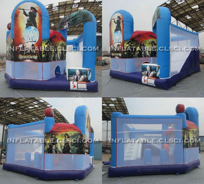 T2-532 Inflatable Jumpers